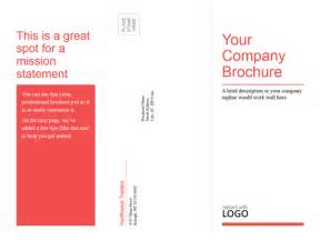 brochure templates office tri fold business brochure white design
