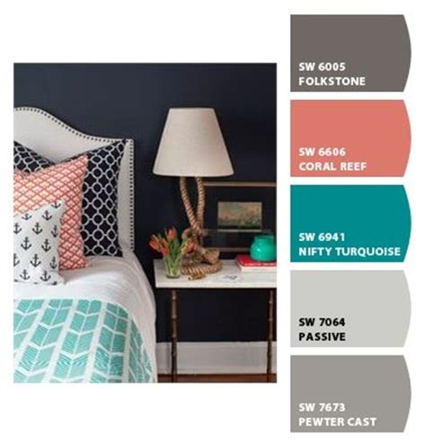 sherwin williams paint colour of the year coral reef