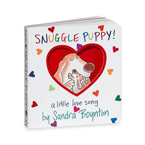 snuggle puppy book snuggle puppy board book by boynton www buybuybaby