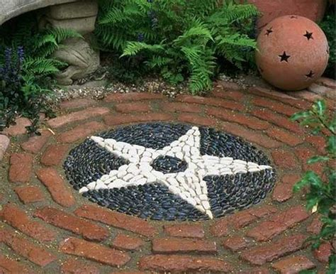 pebbles backyard 35 creative backyard designs that add interest to