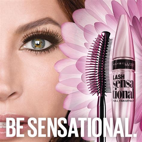 Mascara Lash Sensational maybelline lash sensational volumizing