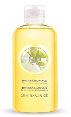 Shop Moringa Shower Gel 60 Ml The Shop Moringa Shower Gel 250 Ml