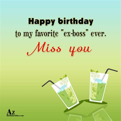 Happy Birthday Wishes To Ex Birthday Wishes For Ex Boss Page 3