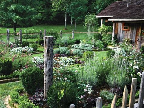 rustic outdoor kitchen landscaping back yard ideas garden layout and design plans hgtv