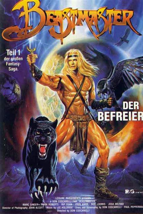 The Beast Master 1 the beastmaster 1982