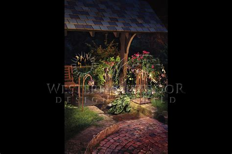 low voltage outdoor lighting design outdoor landscape