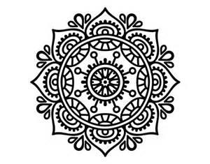 pin disegni mandala per bambini da stampare e colorare by