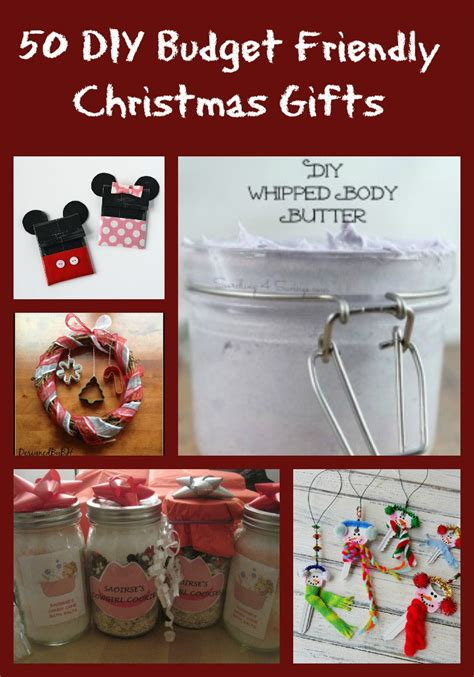 50 budget friendly diy homemade gifts just 2 sisters