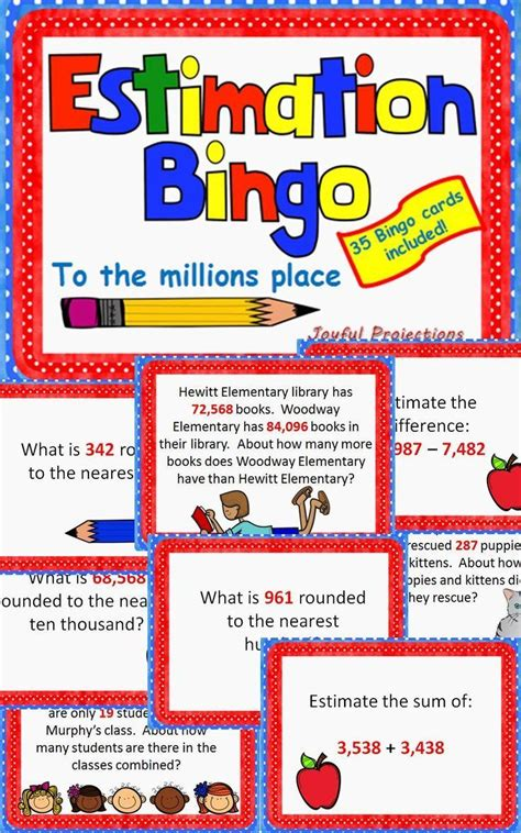 printable estimation games estimating sums games 3rd grade rounding to estimate the
