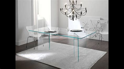 decora  muebles de cristal transparente youtube