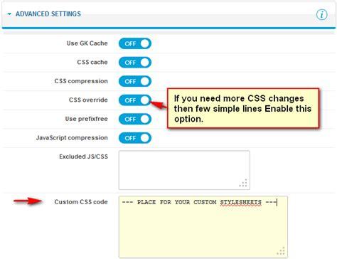 Custom Html Templates how to add custom css to joomla templates