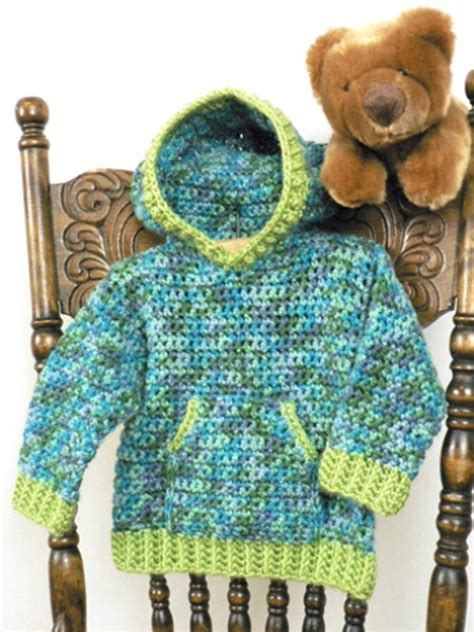 sweatshirt pattern for toddler toddler hoodie in caron simply soft collection simply