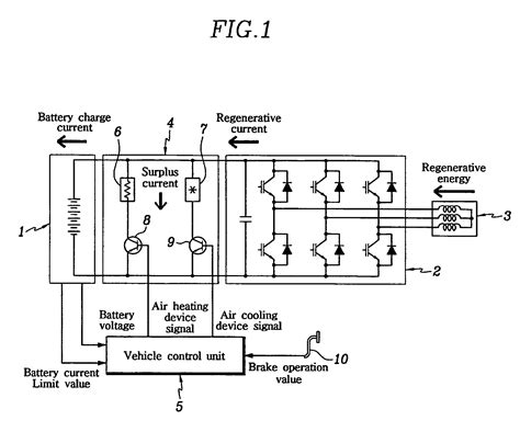 Regenerative Brake Systems Patent Us6989644 Regenerative Braking System And Method