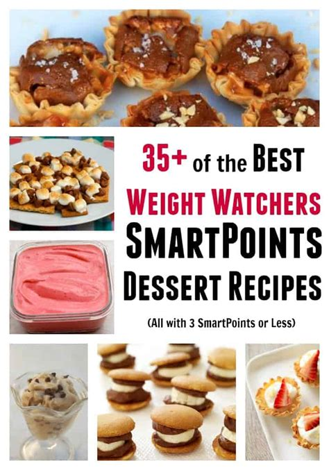 weight watchers cookbook and easy smart points recipes for rapid weight loss and a healthy lifestyle books 35 easy desserts for weight watchers with 3 smartpoints or