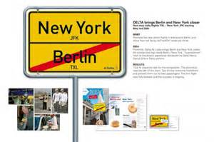 Flights Nyc To Non Stop Flights Quot New York To Berlin Quot Print Ad By Ogilvy