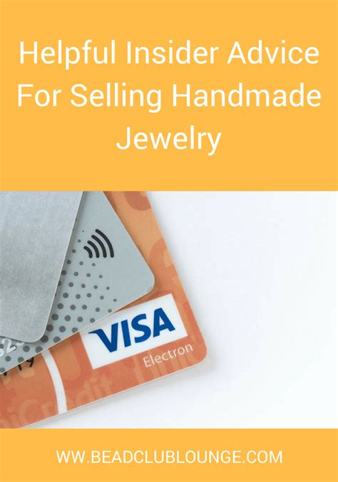 How To Sell Handmade Jewelry To Stores - helpful insider advice for selling handmade jewelry