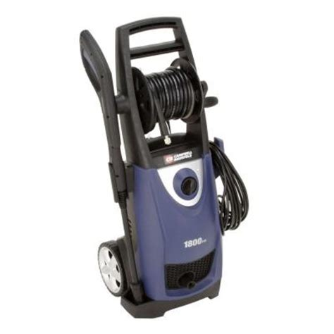 electric pressure washers 1800 psi electric pressure