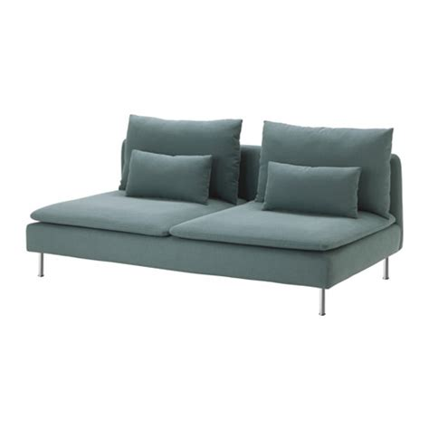 turquoise sofa cover s 214 derhamn cover for sofa section finnsta turquoise ikea
