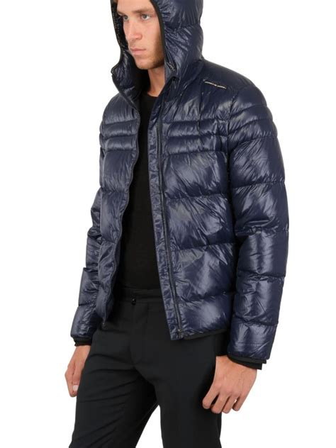 porsche design icon quilted vest lyst porsche design quilted ultra light nylon down