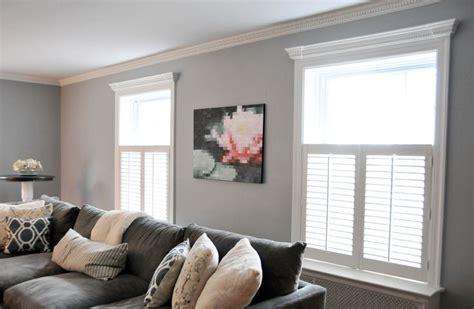 light gray walls light gray walls dark gray couch love it pinterest