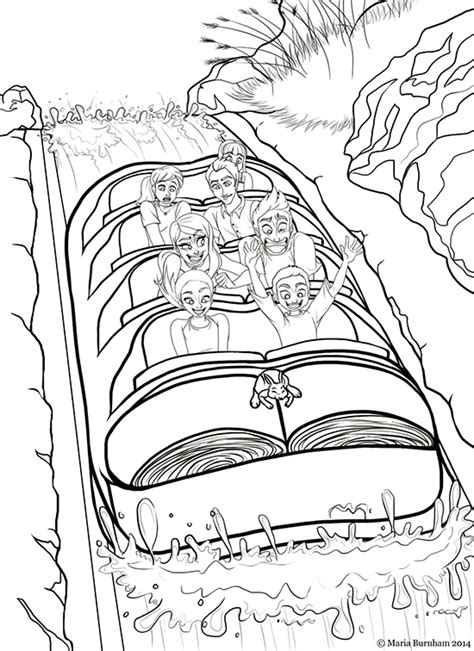 coloring page disneyland free coloring pages of pictures of disneyland