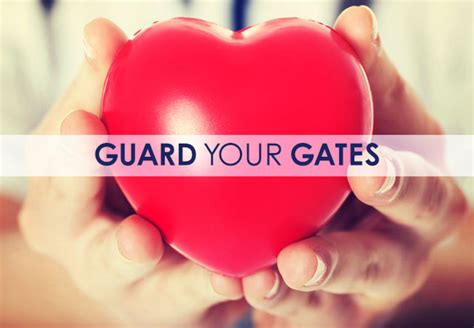 guard your gates the guard your gates to high productivity books these three words will change your for every
