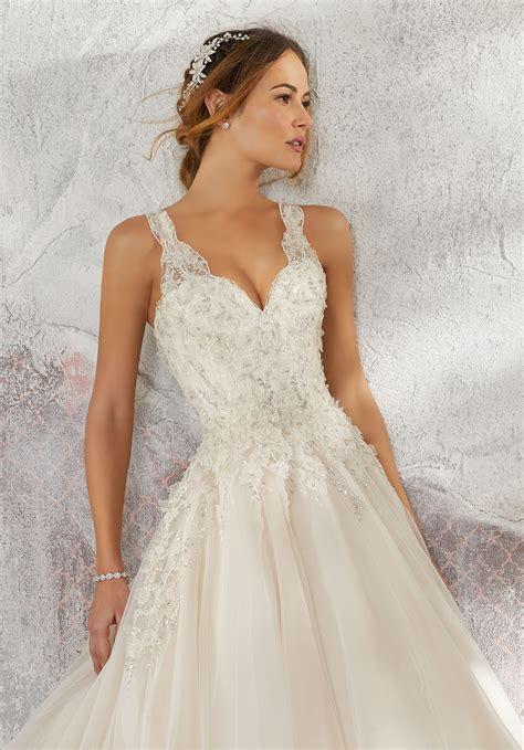 wedding dress style 5697 morilee