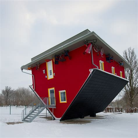 upside down house upside down house unusual places