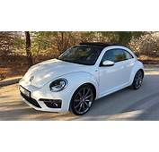 Volkswagen Beetle R Line Test Drive  YouTube