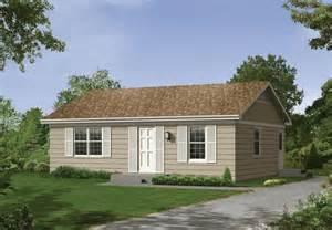 Narrow Lot Ranch House Plans narrow lot plan 800 square feet 2 bedrooms 1 bathroom