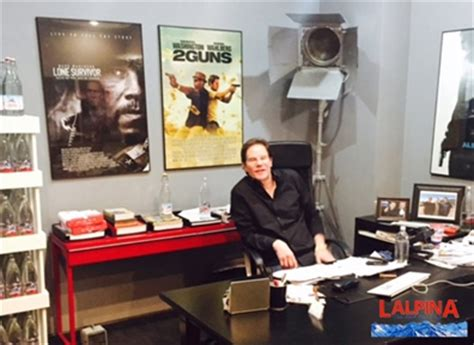 The Office Executive Producers by Alfred Culbreth Founder Of Lalpina Water Makes Waves In
