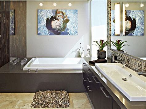 bathroom art ideas 5 great ideas for bathroom decor bathroom designs ideas