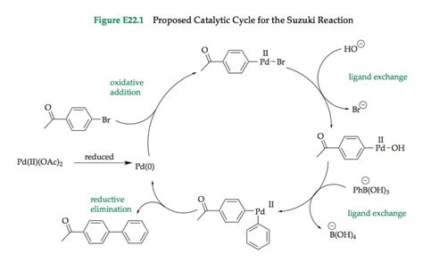 Suzuki Synthesis Chemistry Archive April 03 2016 Chegg