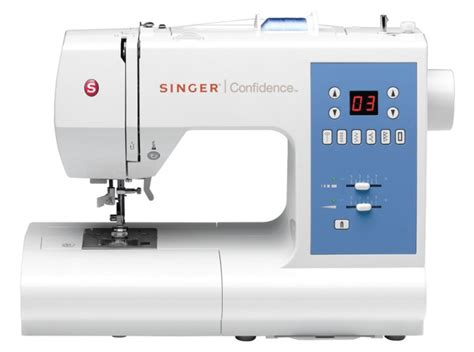 Mesin Quilting 7465 confidence singer sewing