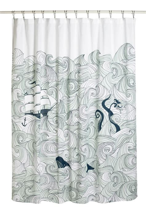 The Gallery For Gt Ocean Themed Shower Curtain