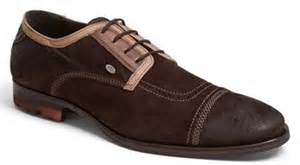 Sepatu Original Mr Joe Wingtif Brown brown suede derby shoes bacco bucci valle cap toe derby where to buy how to wear