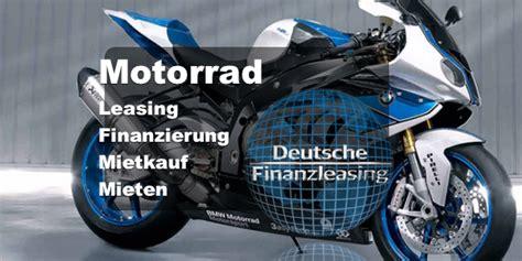 Motorrad Mietkauf by Start German Finanzleasing Gmbh