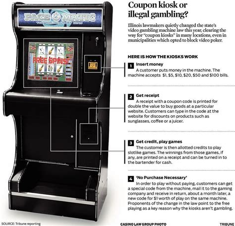 Illinois Sweepstakes Law - gaming board calls influx of sweepstakes video games illegal chicago tribune