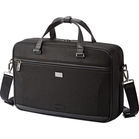 Tas Lowepro Echelon Brief lowepro echelon brief black lp36769 b h photo