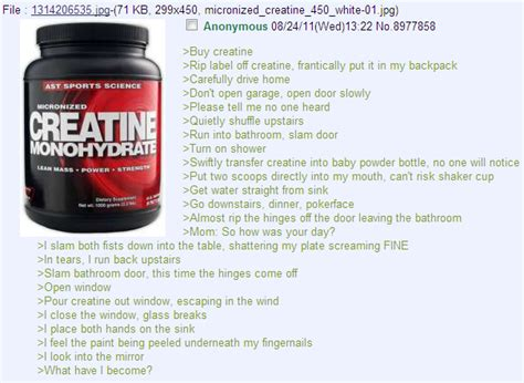 creatine side effects reddit are there any bad side effects from using creatine fitness