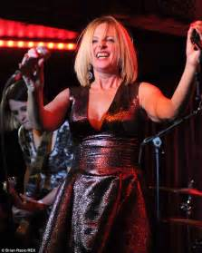 altered images clare grogan delights fans as she returns to the stage