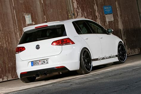 volkswagen tsi noak tuning gives the vw golf 1 4tsi a new personality