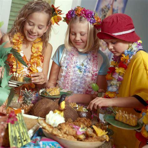 birthday themes hawaii kids parties throw a hawaiian luau