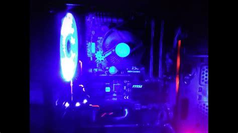 membuat lu led strip yuk membuat sendiri led pada motherboard youtube