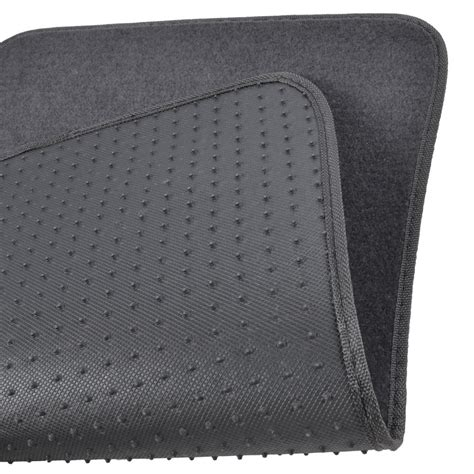 vans rug 5pc set plush carpet passenger auto floor mats front and rear rug ebay