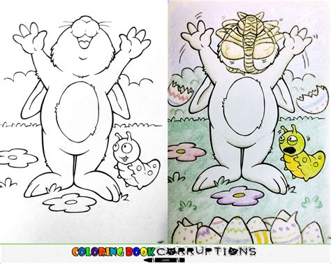 coloring book pages wrong april 2014 coloring book corruptions page 3