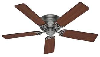 Ceiling Fans For Low Ceilings With Light Low Profile Ceiling Fan 2017 Grasscloth Wallpaper