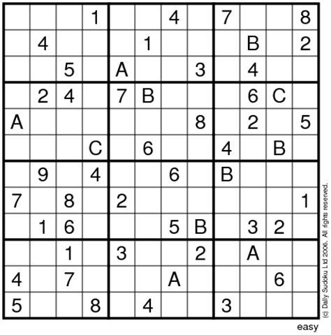 printable letter sudoku puzzles 16 x 16 printable sudoku
