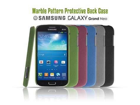 Samsung Galaxy Grand Neo Ory Casing Cover Anti 2 samsung galaxy grand neo marble pattern protective back