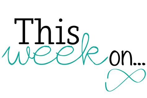 This Week by Up This Week On Infinite